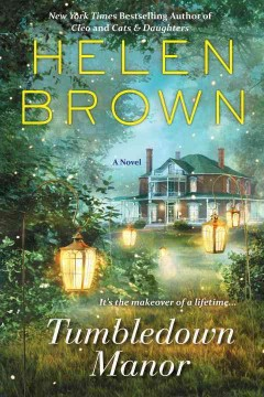 Tumbledown Manor by Helen Brown (2016, Paperback) Advance Uncorrected Proof